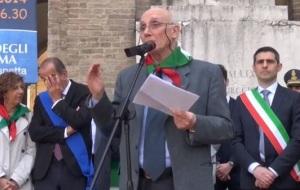 Giovanni Bianchi 25 aprile 2014 Parma