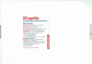 25-Aprile 2015-Programma