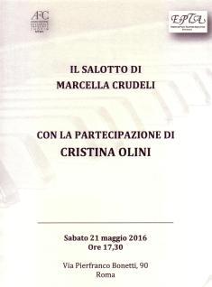 salotto Marcella locandina