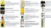 Alcune delle numerose pubblicazioni dello studioso Enzo Climinti