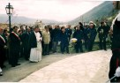Leonessa 7 aprile 2004 - Onore ai Martiri di Leonessa presente il Generale della Riserva della F.GG Enzo Cliiminti