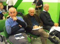 G.OLiva, G. BIanchi e Francesco Tessarolo (Presidente FIVL)