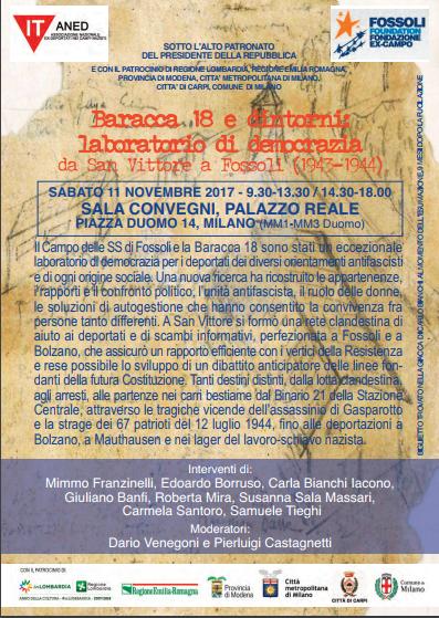 Carla Bianchi Iacono manifestazione