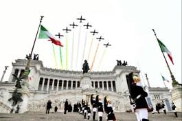 frecce tricolori 2018