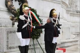 gen.Graziano alle celebrazioni Unità nazionale 2018
