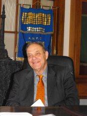Il Presidente On. Giuseppe Matulli