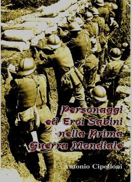 Copertina libro prima guerra mondiale