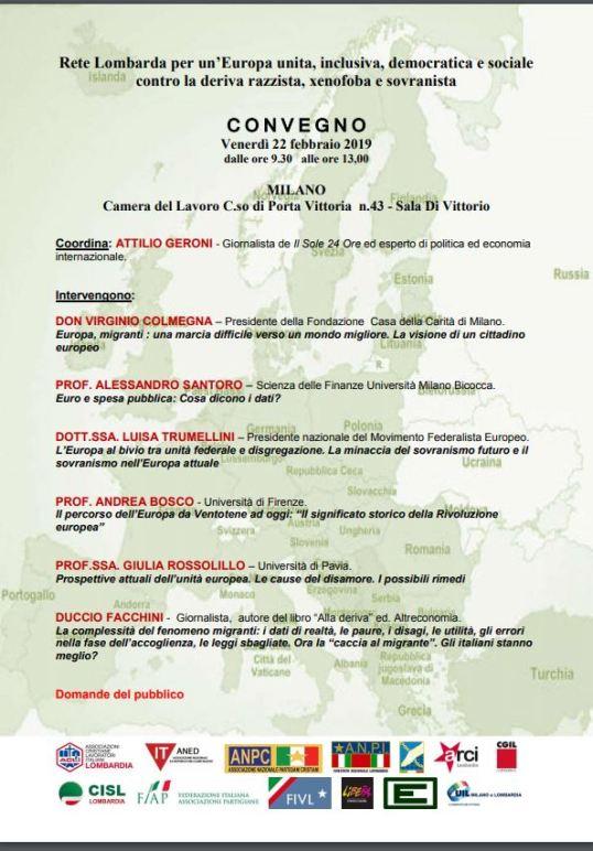 locandina convegno 22 febbraio